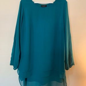 Investments ll Blouse Green